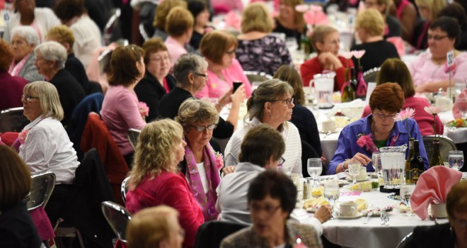 700 Guests Attend Survivor Celebration